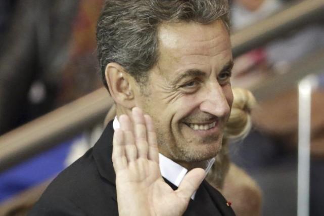 La rumeur d'un retour imminent de Nicolas Sarkozy... (PHOTO KENZO TRIBOUILLARD, ARCHIVES AGENCE FRANCE-PRESSE)
