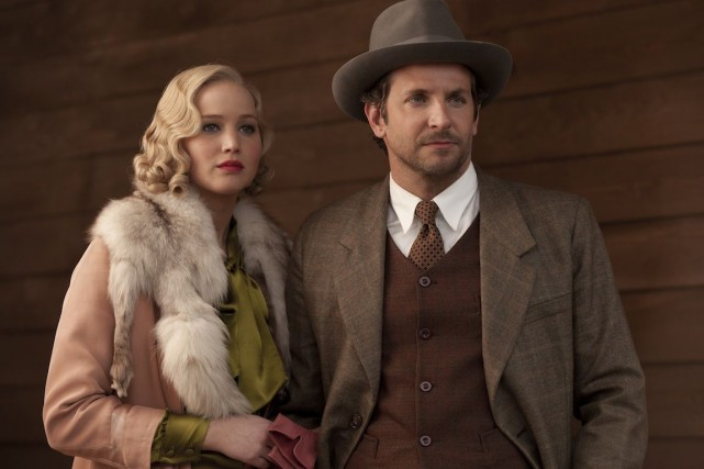 Jennifer Lawrence et Bradley Cooper.... (Photo fournie par 2929 Productions)