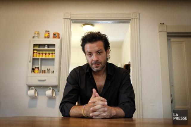 Adam Cohen a trouvé sa voix et sa place dans la lignée familiale avec l'album... (PHOTO OLIVIER JEAN, LA PRESSE)