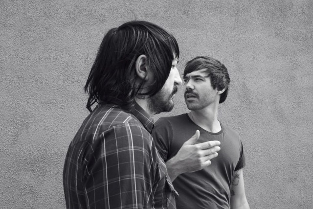 Le duo torontois Death From Above 1979 sera... (Photo fournie par Last Gang Records)