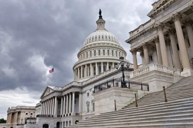 Les représentants siégeront 12 jours, alors que les... (Photo J. Scott Applewhite, AP)