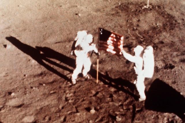 Noel Hinners a commencé sa carrière spatiale en... (Photo fournie par la NASA)