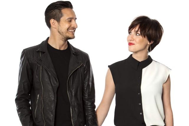 Sébastien Diaz et Bianca Gervais animent cet automne... (Photo: fournie par Télé-Québec)