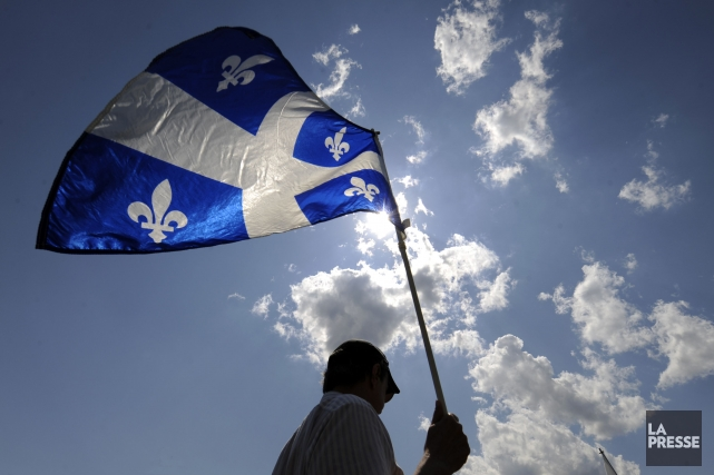 Bernard Landrya déclaré que le sentiment souverainiste est... (Photo Bernard Brault, La Presse)