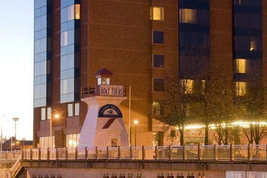 L'établissement Hilton du haut de la ville de... (Photo tirée du site Hilton)
