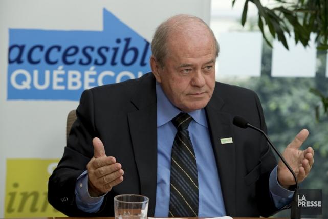 Le président-directeur général de Fondaction CSN,LéopoldBeaulieu, a affirmé... (PHOTO ALAIN ROBERGE, LA PRESSE)