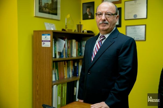 Flavio Vani est président du Regroupement indépendant des... (PHOTO DAVID BOILY, LA PRESSE)