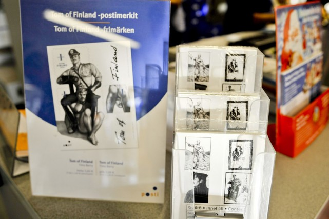 La Poste finlandaise a estimé que cette série... (PHOTO JARI LAM, AFP/LEHTIKUVA)