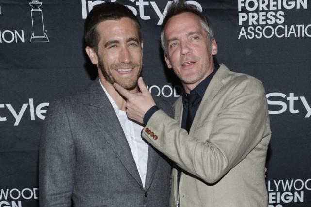 Jake Gyllenhaal et Jean-Marc Vallée au Festival de... (Photo: AP)