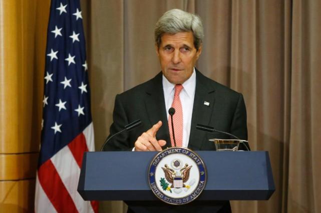 John Kerry... (Photo: Reuters)