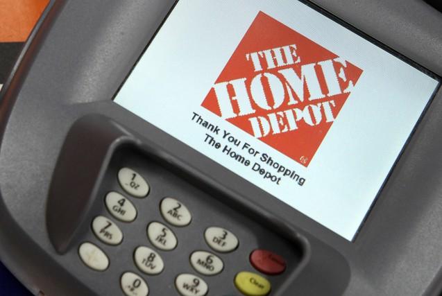 La chaîne américaine de magasins de bricolage Home Depot a révélé jeudi que des... (Photo BECK DIEFENBACH, Reuters)