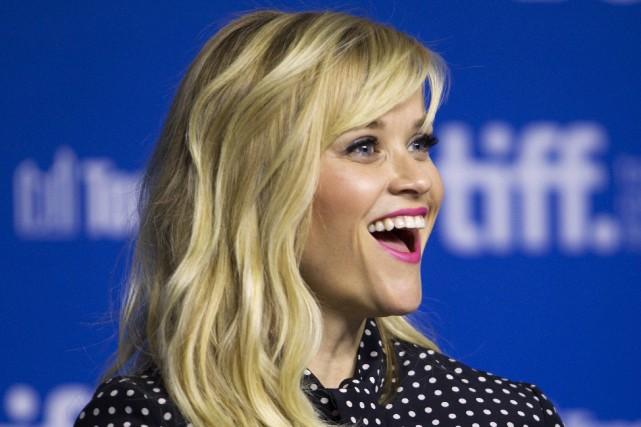 Reese Witherspoon est de la distribution de Wild... (Photo FRED THORNHILL, Reuters)