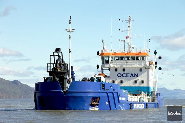 Au cours des dernières années, le Groupe Océan... (Photothèque Le Soleil)