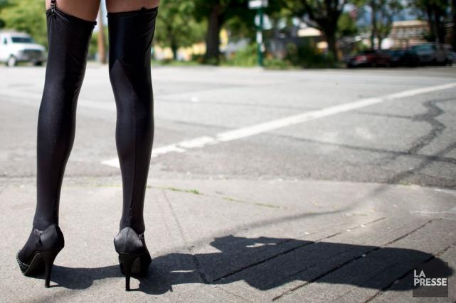 «L'espérance de vie d'une prostituée est de 40ans»,... (Photo Archives PC)