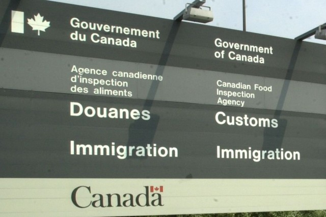 Ottawa compte mettre en place des moyens d'attirer davantage d'immigrants... (Photo d'archives)