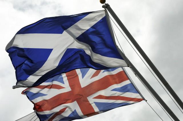 Le référendum qui décidera de l'avenir de l'Écosse... (Photo archives AFP)