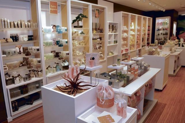 Les boutiques d'entreprise de la chaîne Dans unJardinseront... (PHOTOS FOURNIE PAR DANS UN JARDIN)