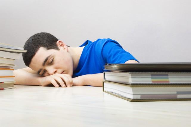 En Amérique comme en France, on débat des rythmes scolaires, le mouvement... (Photo Digital/Thinkstock)