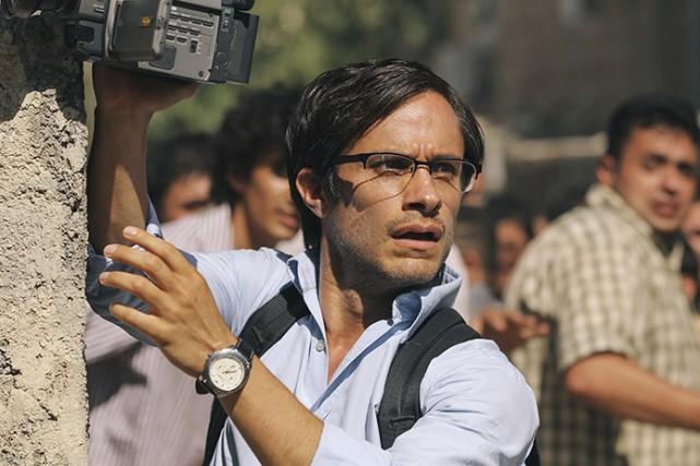 Dans Rosewater de Jon Stewart, l'acteur mexicainGael García... (Photo: fournie par Open Road)