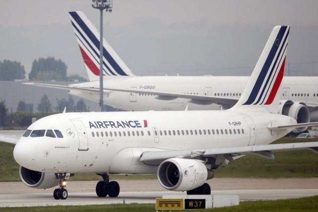 Selon un porte-parole d'Air France, les défections de... (Photo Charles Platiau, Reuters)