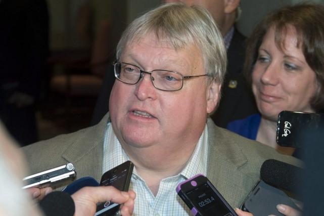 Québec proposera ce soir d'entreprendre un «blitz de... (Photo Jacques Boissinot, Archives PC)
