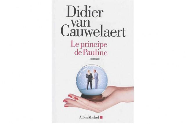 Sans être le meilleur roman de Van Cauwelaert, Le principe de Pauline...
