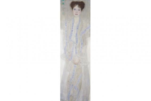 Les propriétaires d'une toile de Gustav Klimt de grande valeur ont annoncé... (Photo: AP)
