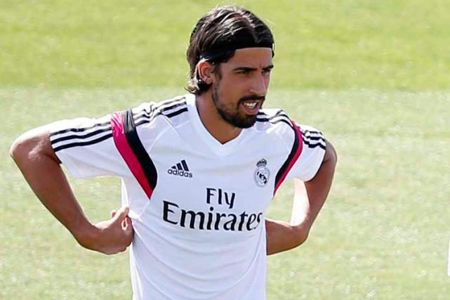 Sami Khedira... (Photo Juan Medina, archives Reuters)