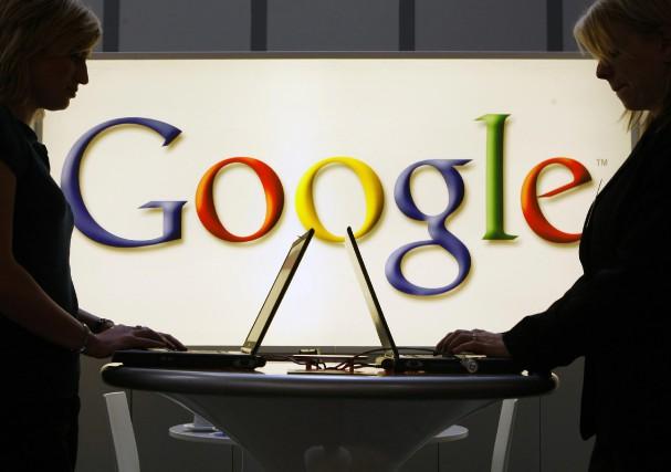 Google a lancé lundi une version en arabe de son site consacré à l'archivage... (Photo archives AP)