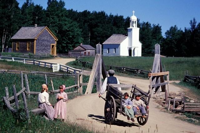 Les visiteurs auront l'occasion de miser pour remporter... (Photo fournie par le Tourisme du Nouveau-Brunswick)