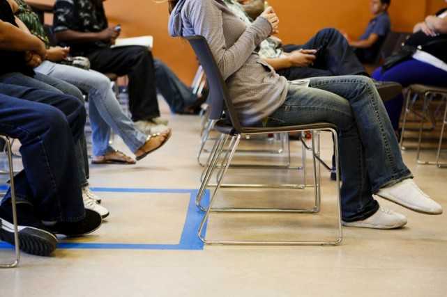 Un rapport révèle d'importantes disparités dans les soins... (Photo: Bloomberg)