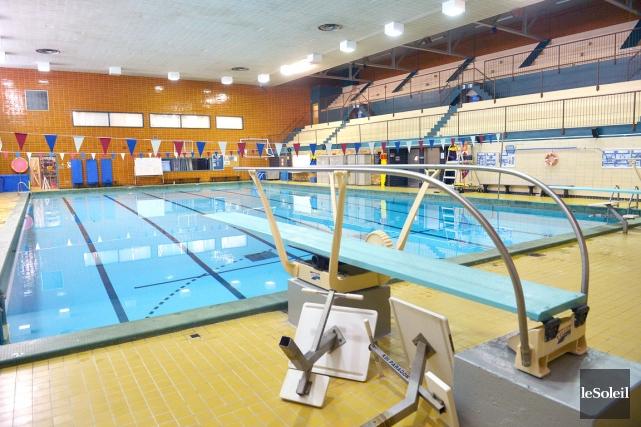 Le c gep de sainte foy fermera sa piscine d 39 ici deux ans for Cegep jonquiere piscine