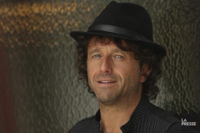 Mario Saint-Amand lance son second album de blues... (Photo: Martin Chamberland, La Presse)