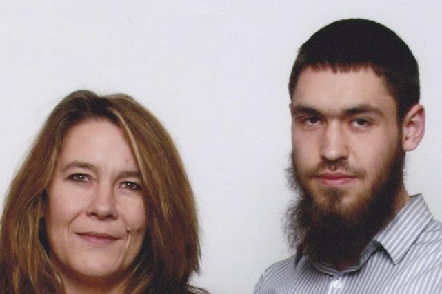 Christianne Boudreau a perdu son fils, Damian Clairmont,... (Photo Associated Press)