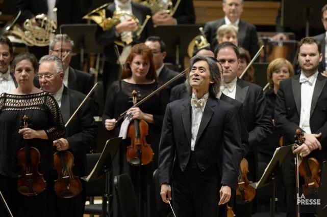 Kent Nagano a effectué un travail admirable pour... (Photo: Bernard Brault, La Presse)