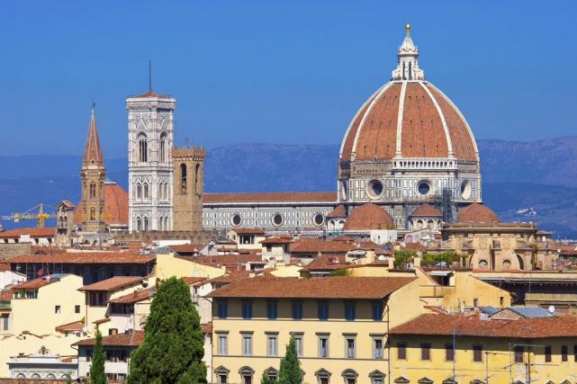 Florence est une belle destination pour suivre des... (Photo Digital/Thinkstock)