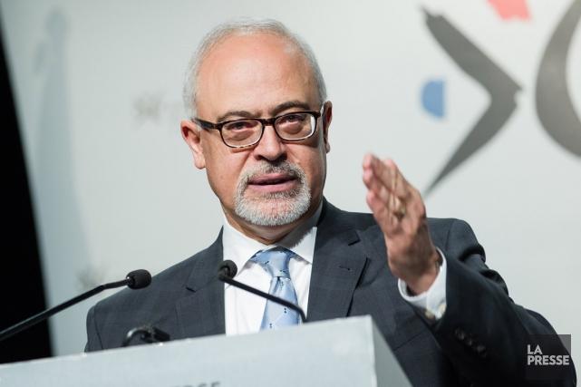 Il ne serait pas étonnant que le ministre... (Photo Édouard Plante-Fréchette, archives La Presse)