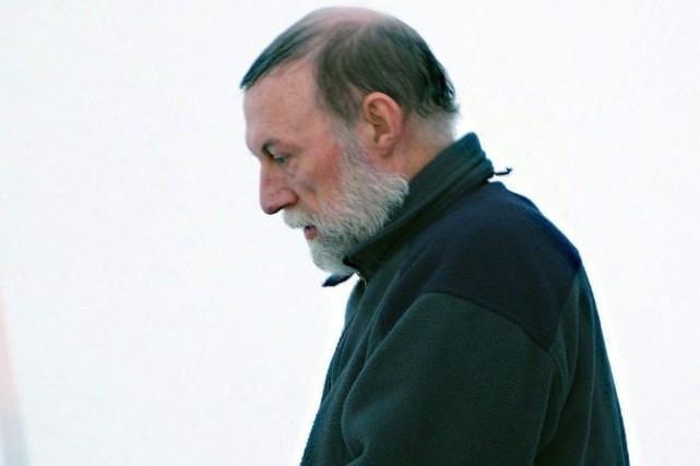 Le prêtre oblat défroqué Eric Dejaeger avait plaidé... (Photo Chris Windeyer, Archives PC)
