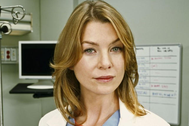 Ellen Pompeo incarneMeredith Grey dans Grey's Anatomy.... (Photo: fournie par Radio-Canada)