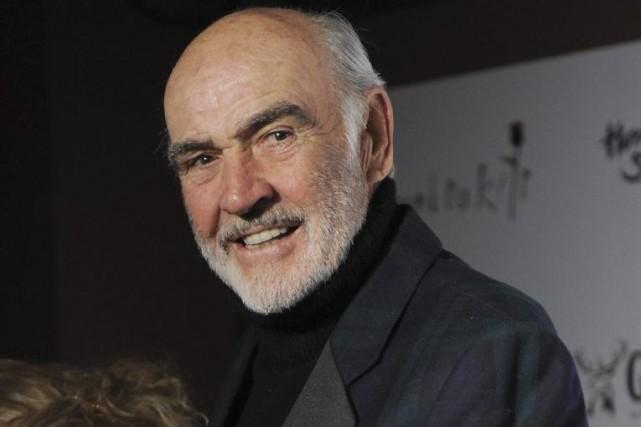 Sean Connery appuie depuis longtemps l'indépendance de l'Écosse.... (Photo: archives AP)