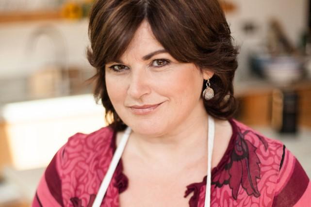 Dans son livre, Diana Henry parle de nourriture,...