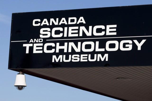 Le musée a réussi à amasser 550 000... (Photo archives La Presse Canadienne)