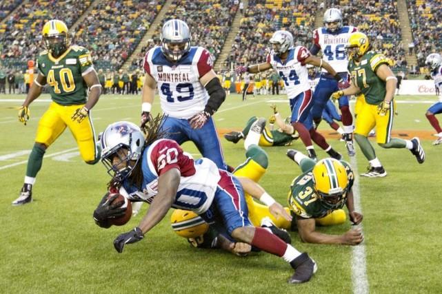 La formation montréalaise avait pourtant bien fait en... (Photo La Presse Canadienne)