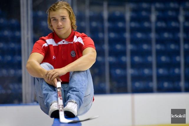 En plus du russe, Dmytro Timashov parle le... (Photo Le Soleil, Yan Doublet)