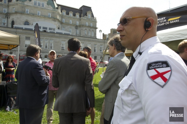 Les élus montréalais seront appelés à voter lundi... (Photo Olivier Jean, La Presse)