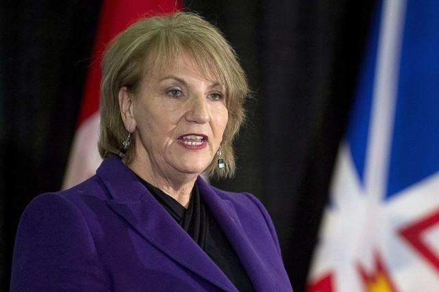 Huit mois après la démission de la première... (Photo Archives La Presse Canadienne)