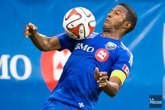 Absent des deux derniers matchs de l'Impact, Patrice... (Photo Hugo-Sébastien Aubert, archives La Presse)