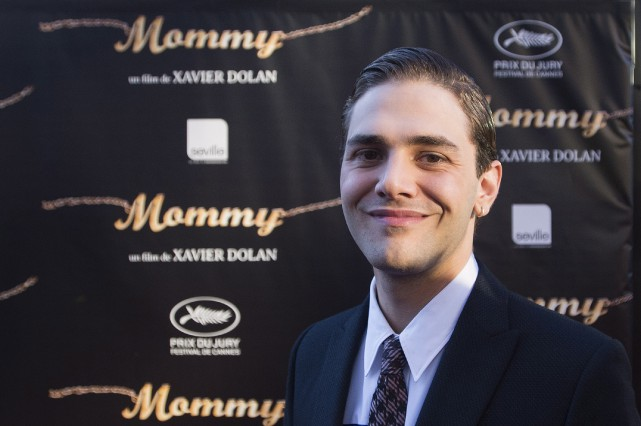 Xavier Dolan... (Photo: archives La Presse Canadienne)