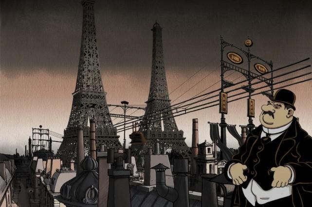 Un monde truqué est unfilm d'animation sorti de... (Image fournie par Kaibou Production)