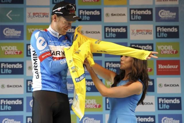 Dylan van Baarle... (Photo Andrew Matthews, AP)